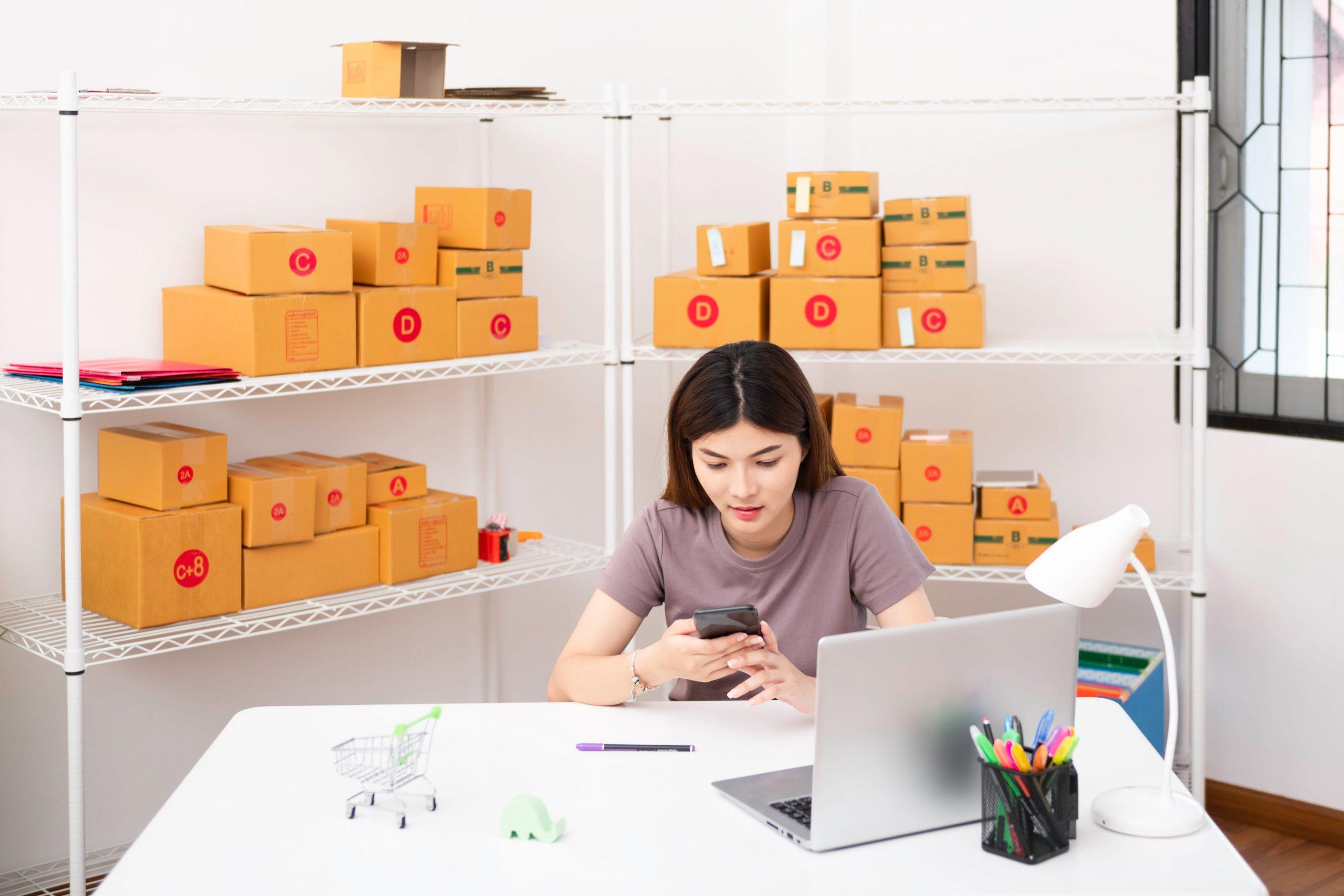 Cómo vender en línea con Dropshipping