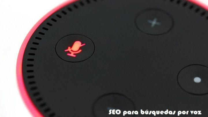 3 Optimizaciones SEO para búsquedas por voz