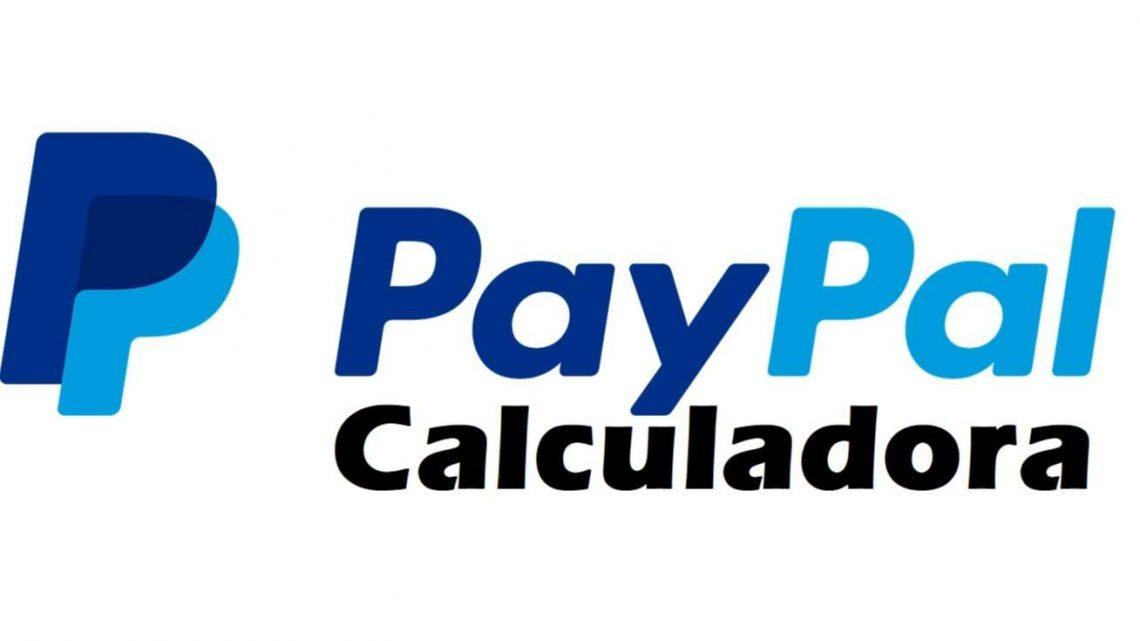 Calculadora Paypal y Conversor de divisas