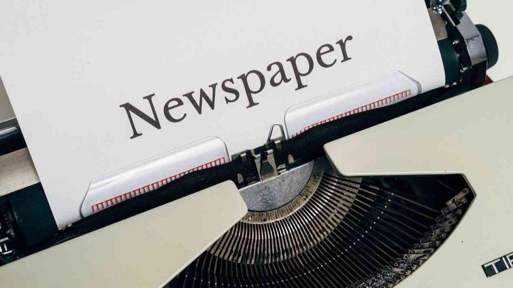 Cómo enviar una nota de prensa