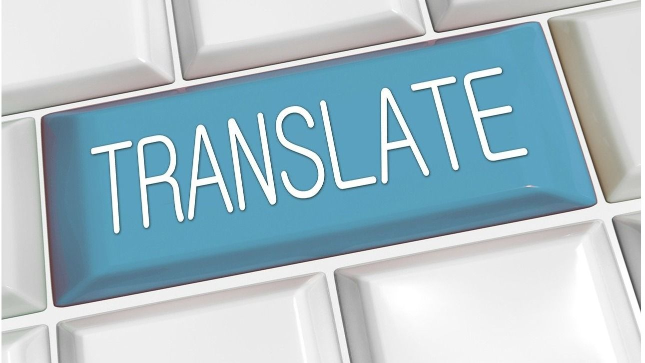 servicio de traducción de paginas web