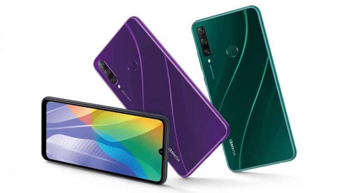 Smartphone HUAWEI Y6p ⋆ Análisis y Precio
