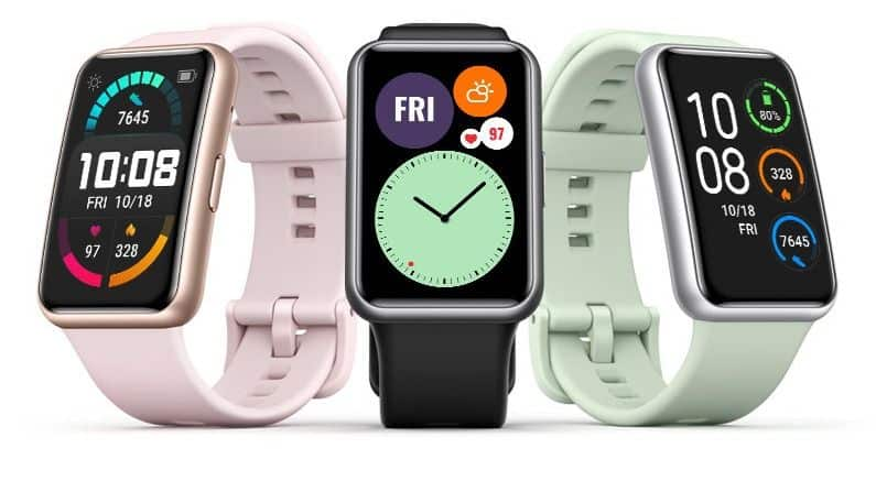 Reloj Huawei Watch Fit ⋆ Monitoriza tu salud